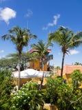 Ansichten vom Fort Nassau lizenzfreie stockbilder