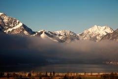 Ansichten von Achensee und von Pertisau von Maurach, Österreich Stockfotos