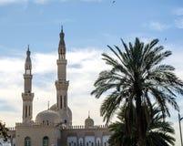 Ansichten von Dubai Stockbild