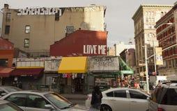 Ansichten von New York City, USA Lizenzfreie Stockfotografie