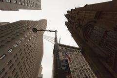 Ansichten von New York City, USA Stockfotografie