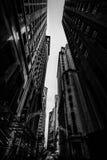 Ansichten von New York City, USA Lizenzfreies Stockfoto