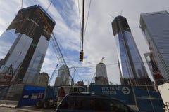 Ansichten von New York City, USA, Stockfotografie