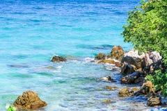 Ansichtmeer in kohlan Insel Thailand Lizenzfreie Stockfotografie