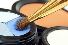 ansikts- makeup Fotografering för Bildbyråer