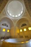 anslags- inre ny s tomb york för stad Arkivbild
