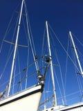 anslutade fartyg Fotografering för Bildbyråer