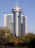 anslutninggruppbyggnad 2007 tashkent Royaltyfri Fotografi