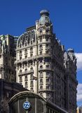 Historical Ansonia building royalty free stock images