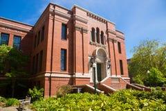 Anstett Hall University of Oregon Royalty Free Stock Image