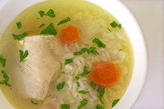 Anstiegsuppe Stockfotos