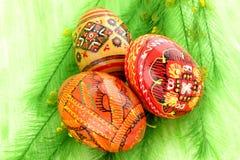 Anstrich des Eies Stockfotografie