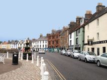 Anstruther in Fife, Scotland royalty free stock images