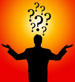 Answers Royalty Free Stock Images