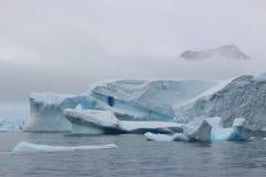 A Antártica - paisagem Imagens de Stock Royalty Free