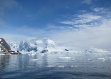 antártida Foto de archivo libre de regalías