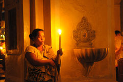 Antígua em Filipinas imagens de stock royalty free