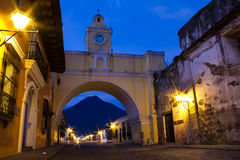 Antígua Guatemala Imagem de Stock Royalty Free