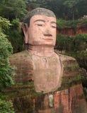 Ant Buddha dans Leshan, Sichuan, Chine Photographie stock libre de droits
