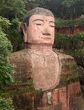 Ant Buddha in Leshan, Sichuan, China Royalty-vrije Stock Fotografie