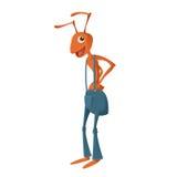 Ant Builder Fotografia Stock