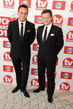 Ant and Dec Royalty Free Stock Photo