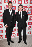 Ant and Dec Royalty Free Stock Photography