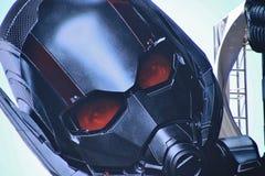 Ant Man e a premier da vespa fotografia de stock royalty free