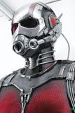 Ant Man-Kostüm Stockfoto