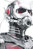 Ant Man-Kostüm Lizenzfreie Stockfotos