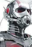 Ant Man-Kostüm Lizenzfreies Stockfoto