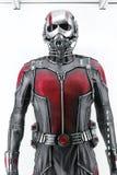 Ant Man-Kostüm Stockfotografie