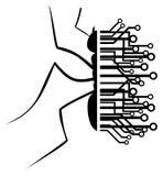 Ant tech Stock Image