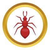 Ant vector icon Stock Photos