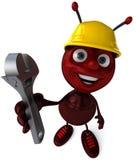 Ant worker stock illustration