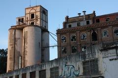 Antaño industrial Imagen de archivo libre de regalías