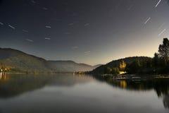 Anta湖 免版税库存照片
