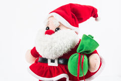 Anta Claus rag doll Stock Photography