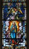 Antagande av den jungfruliga Maryen arkivbild