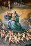 Antagande av den välsignade jungfruliga Maryen royaltyfri fotografi