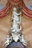 Antagande av oskulden royaltyfri bild