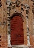1507 1533 antagande byggde domkyrkaår Arkivbild