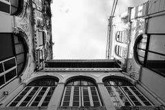 1507 1533 antagande byggde domkyrkaår Arkivfoto
