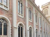 1507 1533 antagande byggde domkyrkaår Arkivfoton