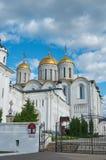 1507 1533 antagande byggde domkyrkaår Vladimir, Arkivbilder