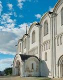 1507 1533 antagande byggde domkyrkaår Vladimir, Arkivfoto