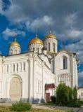 1507 1533 antagande byggde domkyrkaår Vladimir, Royaltyfri Foto