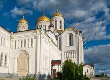 1507 1533 antagande byggde domkyrkaår Vladimir, Fotografering för Bildbyråer