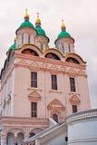 1507 1533 antagande byggde domkyrka?r Kreml i astrakan, Ryssland F?rgfoto royaltyfria foton