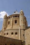 Antagandedomkyrka i Jerusalem Royaltyfri Bild